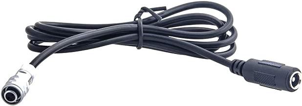 D DOLITY DC Power Cable for BMPCC4K BMPCC 4K Blackmagic Pocket Cinema Camera 4k 30cm