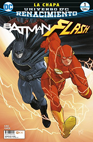 Batman/ Flash: La chapa O.C.: Batman/Flash: La chapa 1