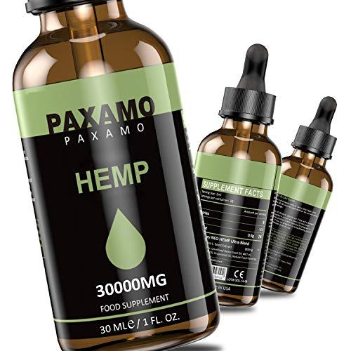 PAXAMO Naturöl Tropfen, 100%...