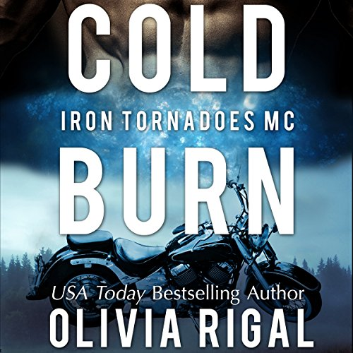 Cold Burn audiobook cover art