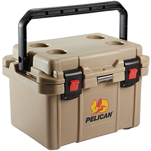 Pelican Elite 20 Quart Cooler (Tan)