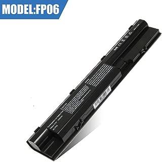 Reparo New Laptop Battery FP06 for HP ProBook 440 G0 450 G0 455 G1 470 G0 Notebook PC 707617-421 708457-001 FP06 FP09 H6L26AA HSTNN-W99C [10.8V 5200mAh,6-cell]