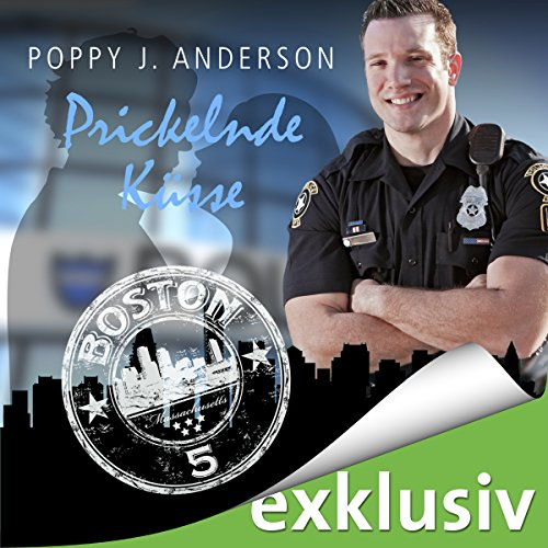 Prickelnde Küsse audiobook cover art