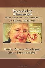 Necesidad de Eliminacion: Notas sobre las 14 Necesidades de Virginia Henderson: Volume 3