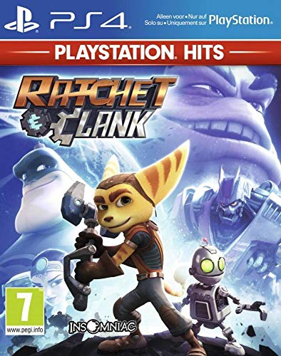 Ratchet & Clank HITS [Importación francesa]