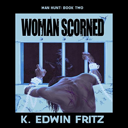 Woman Scorned audiobook cover art