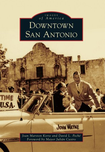 Downtown San Antonio (Images of America)