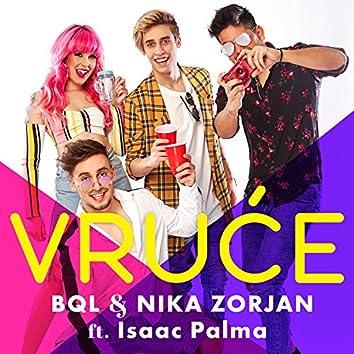 Vruće (feat. Isaac Palma)