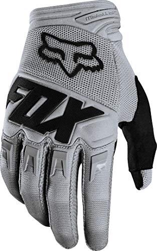 Fox Yth Dirtpaw Glove - Race Grey