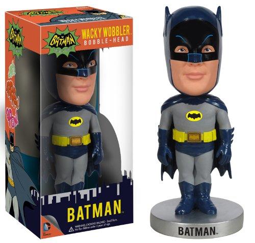 BATMAN DC Comics 1966 Wacky Wobbler