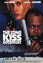Pop Culture Graphics The Long Kiss Goodnight Poster Movie 11x17 Geena Davis Samuel L. Jackson Craig Bierko