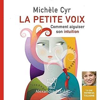 Page de couverture de La petite voix