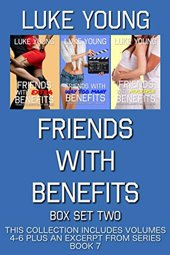 Friends With Benefits Box Set Two (Books 4-6) (Friends With Benefits Series) (English Edition)