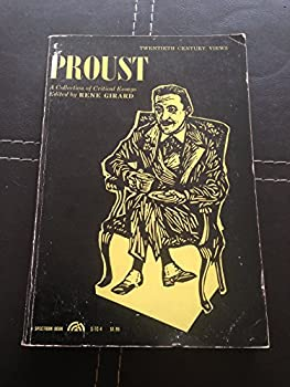 Paperback Proust: A Collection of Critical Essays Book