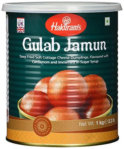 HALDIRAM Gulab Jamun, 1000 g