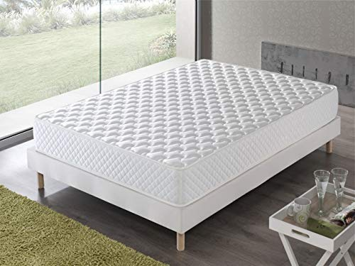 DAGOSTINO HOME BOUTIQUE COLLECTION Florida MATRATZE 140X190X20 cm. Memory Foam:...