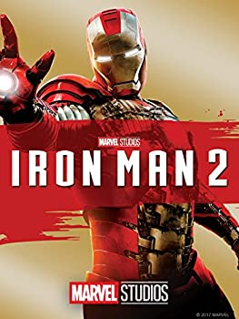 Marvel Studios  Iron Man 2  4K UHD