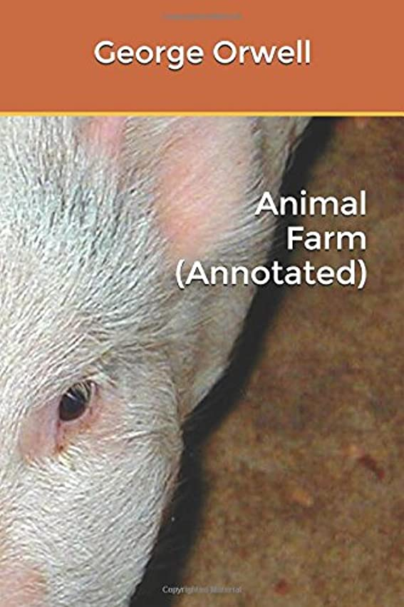 押すユーザー羽Animal Farm (Annotated)