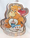1987 Care Bears Cake Pan - Birthday Bear Cheer Bear Funshine Bear or Friend Bear