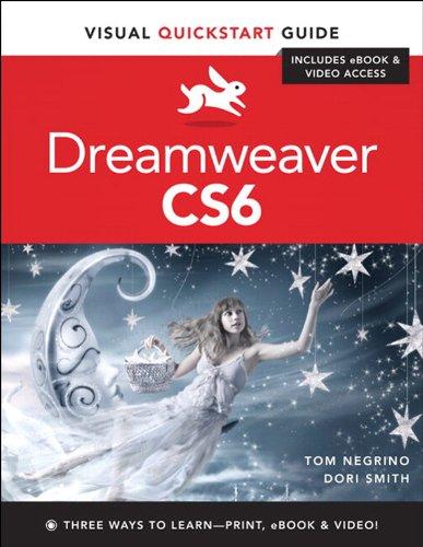 Dreamweaver CS6: Visual QuickStart Guide (English Edition)