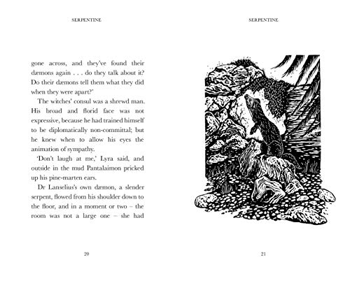 Serpentine: A short story from the world of His Dark Materials and The Book of Dust
