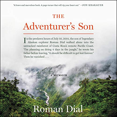 The Adventurer's Son audiobook cover art