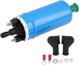 Aramox Electric Fuel Pump, Mounting Kit Fitment for Bmw e23 e24 0580464038 High Pressure Electric In-Line Fuel Pump