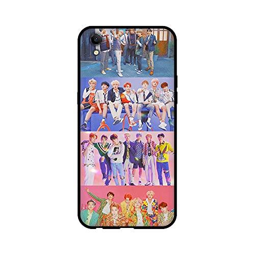 Desconocido iPhone 6 Plus Funda iPhone 6S Plus Funda Carcasa TPU Piel Antigolpes Protectora Suave Silicona Case Cover para Apple iPhone 6 Plus/iPhone 6S Plus (Series ZZ63)