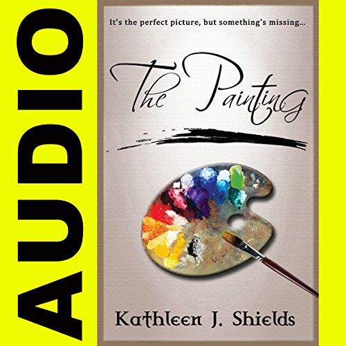 The Painting audiobook cover art