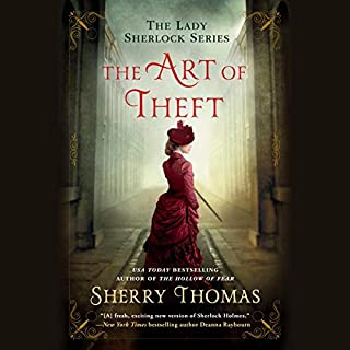 The Art of Theft cover art