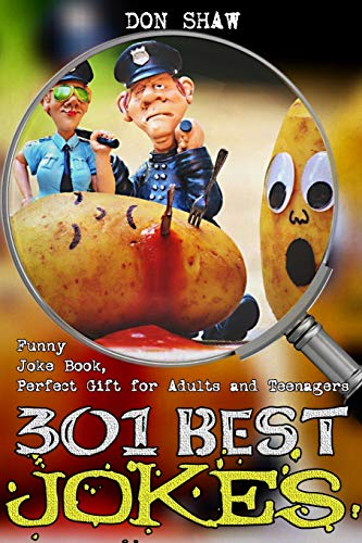 301 Best Jokes: Funny Joke Book, Perfect Gift for Adults and Teenagers
