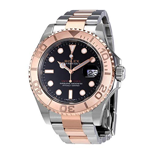 Rolex Yacht-Master 40 Automatic Black Dial Men's Watch 116621BKSO