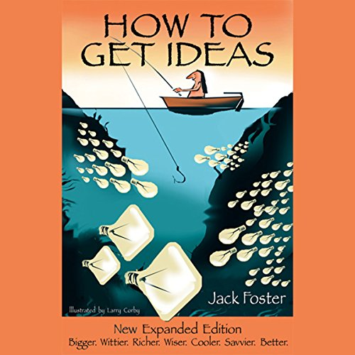 How to Get Ideas cover art