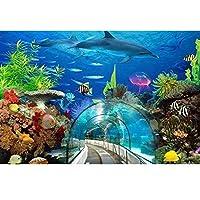 ジグソーパズル 木製ジグソーパズル300 500 1000 1500ピース - 成人のための水中ワールドシリーズパズルゲームアートワーク (Color : 1500PCS)