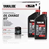 Yamalube Oil Change Kit 10W-40 for Yamaha...