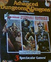 Official Advanced Dungeons & Dragons: Eye of the Bolder, Eye of the Beholder II, Eye of the Beholder III