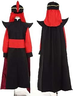 【 すぐ届く 】monoii アラジン ジャファール コスプレ ハロウィン ジャファール 衣装 コスチューム 大人 c095