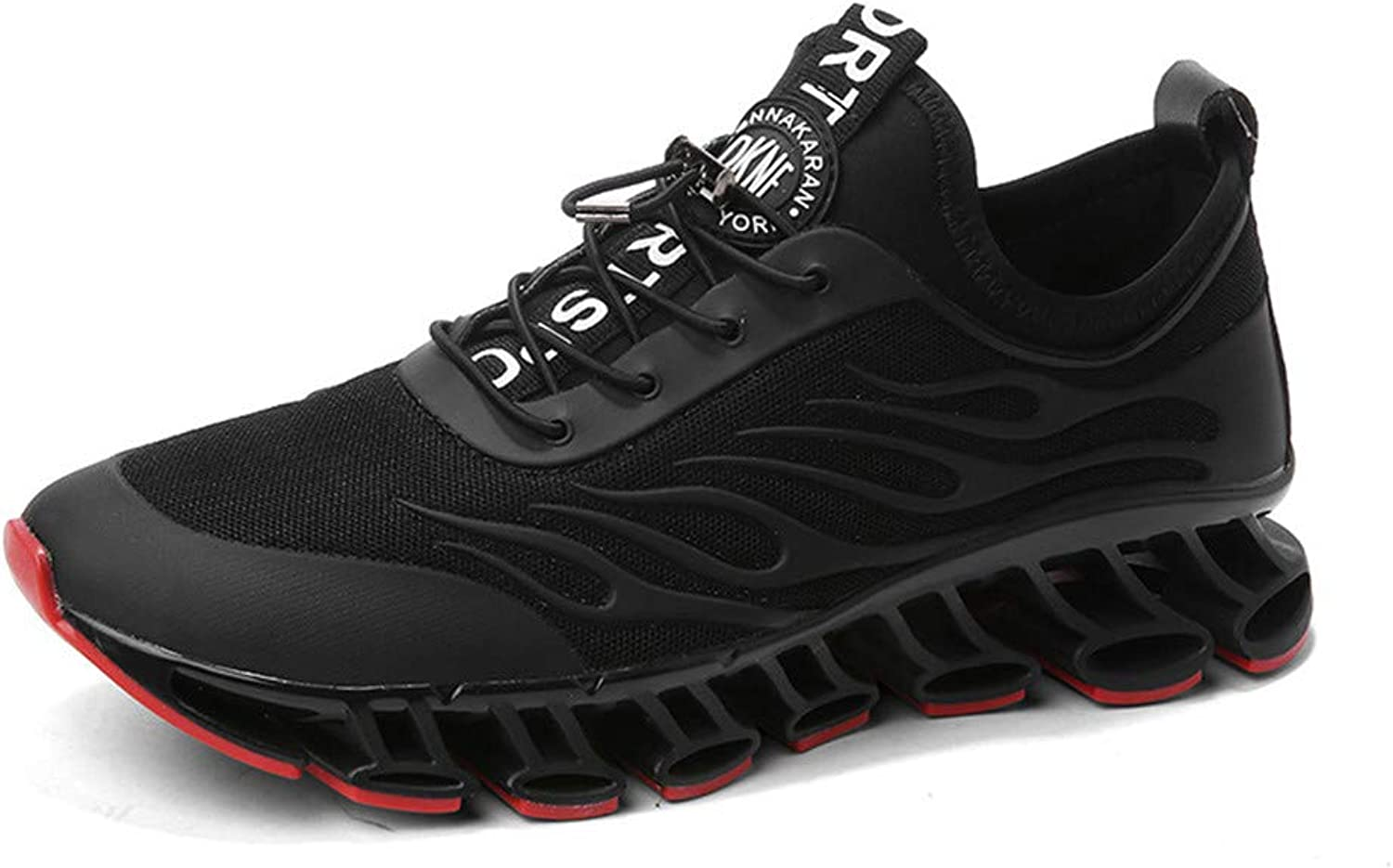 Men's fashion sports shoes spring shock running shoes breathable casual comfortable men's shoes