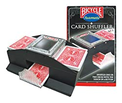 The 10 Best Bicycle Card Shufflers