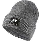 Nike Sportwear - Gorro de punto (acolchado), color gris