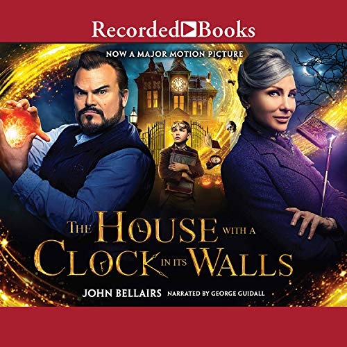 The House with a Clock in Its Walls cover art