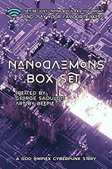 Nanodaemons Box Set by [George Saoulidis]