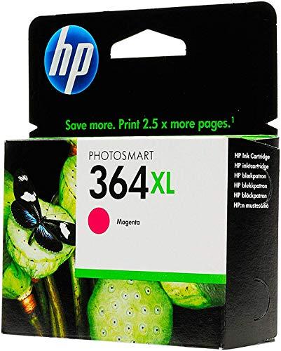 HP 364XL - Alto rendimiento - magenta - original - cartucho de tinta