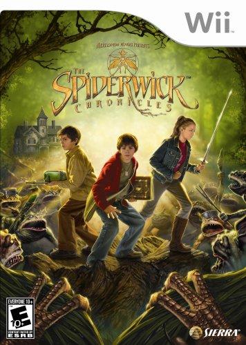 The Spiderwick Chronicles – Nintendo Wii