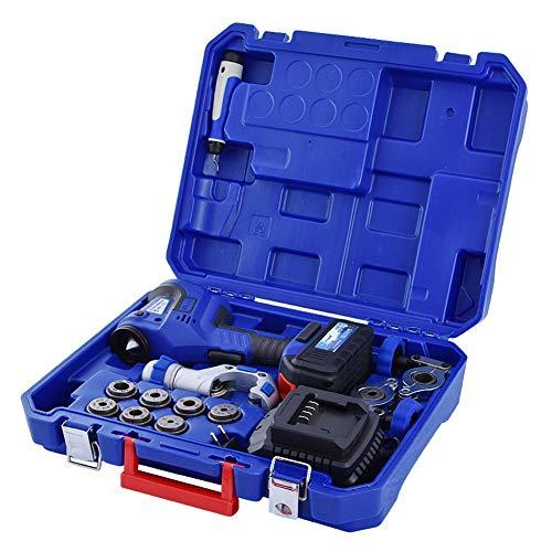 Kit de herramientas sin cable eléctrico de la quema con el raspador Cortatubos batería de repuesto para la barra de acero de 1/4' ~ 3/4' (6 mm a 19 mm)