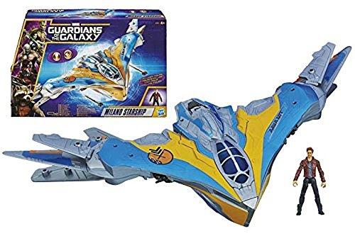 Guardianes de la Galaxia - Nave Milano Starship, playset (Hasbro A7911)