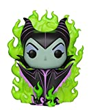 Funko Pop! Disney - Maleficent (Flames) (Glow in The Dark) Chase Exclusive to Special Edition #232