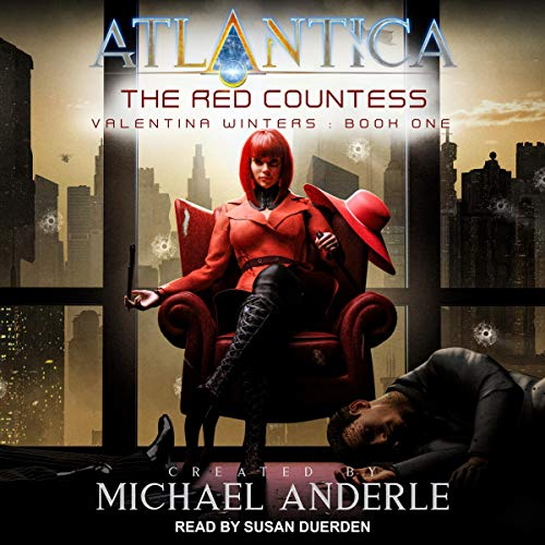 The Red Countess cover art