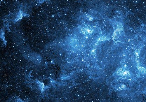 wandmotiv24 Fototapete Sternennebel, XL 350 x 245 cm - 7 Teile, Fototapeten, Wandbild, Motivtapeten, Vlies-Tapeten, Weltall, Galaxys, Universum M0468
