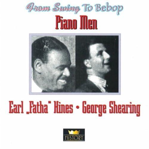 Earl Fatha Hines & George Shearing
